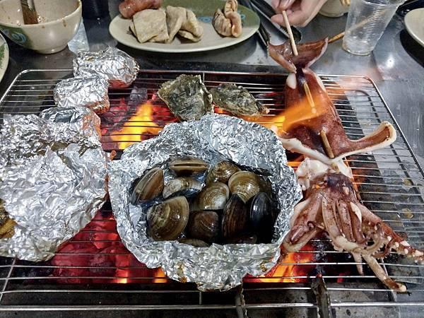 家興海鮮碳烤自助吧