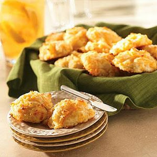Cheese Drop Biscuits.