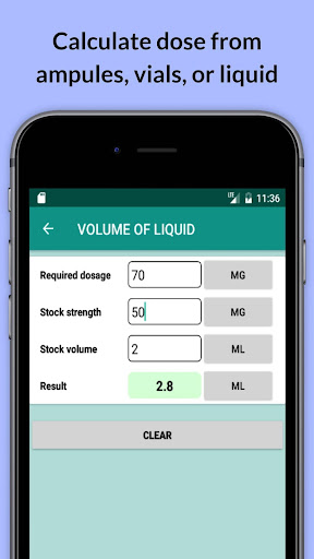 Download Easy Drug Dose Calculator 2.2.2 1