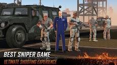 Army Sniper 2018 : Best Shooting Gamesのおすすめ画像1
