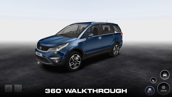 TATA HEXA- screenshot thumbnail