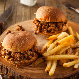 Ground Turkey Sloppy Joes.