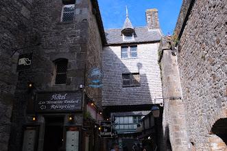 Photo: BRETANYA 2013. MONT SAINT-MICHEL (Normandia ).