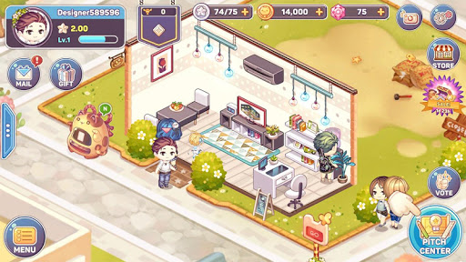 Kawaii Home Design - Decor & Fashion Game filehippodl screenshot 8