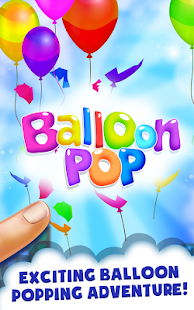 Balloon Popping Games For Kids - náhled