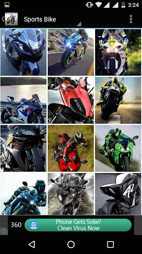 Sports Bike Wallpapers HD 1.0 screenshots 19