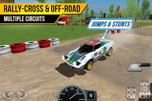 Driving School Test Car Racing 1.2 screenshots 6