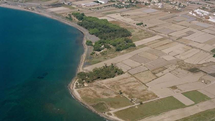 Playa de la Fábrica del Duro.