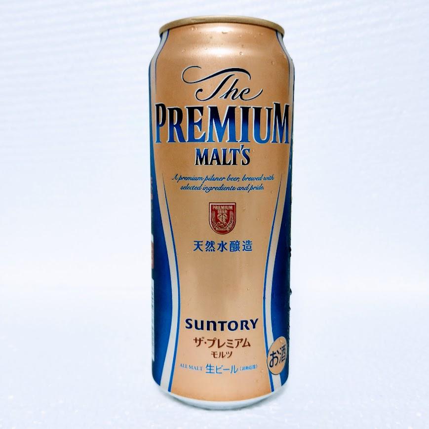 三得利頂級啤酒 The PREMIUM MALT'S