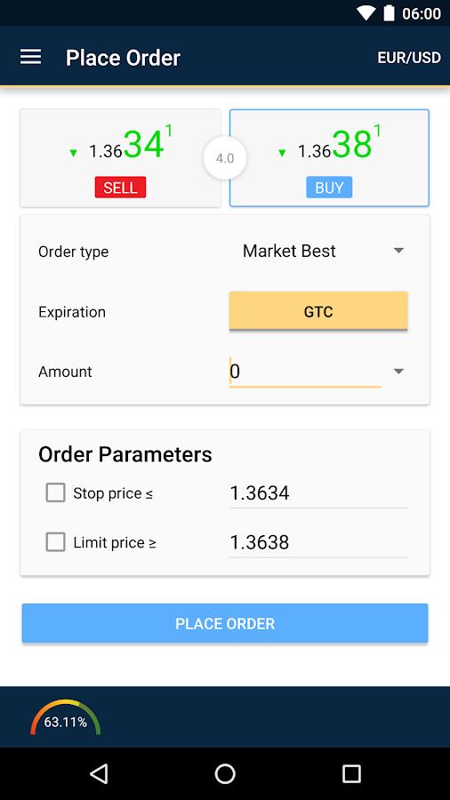 Acm forex swissquote