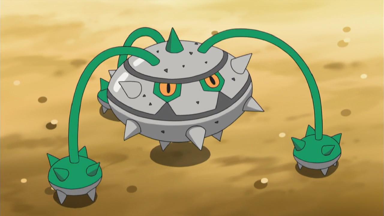 Ferrothorn Best Grass Type Pokemon