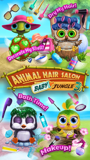 Baby Animal Hair Salon 3 screenshot 3