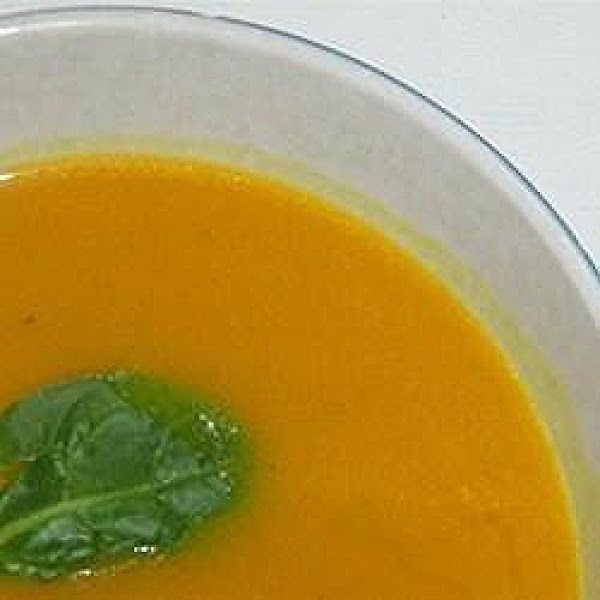 Fall Harvest Soup Recipe