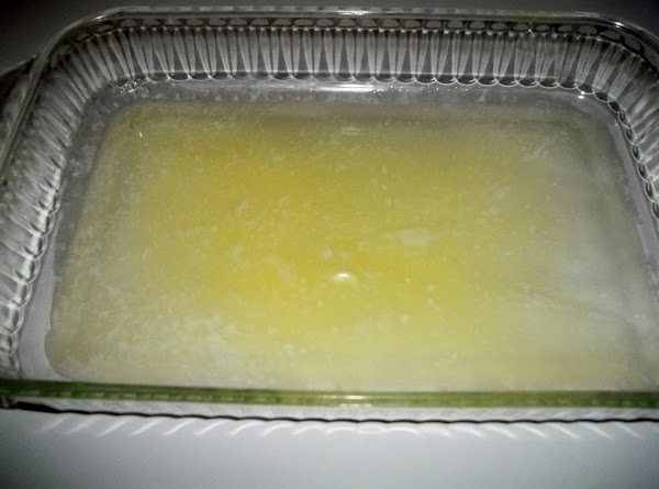 Preheat oven to 375 degree F.   Melt the butter and pour into the bottom...