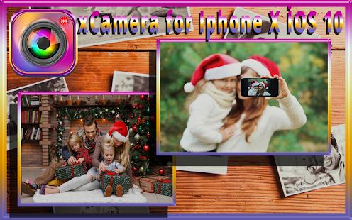 iCamera phone X ìOS10 - náhled