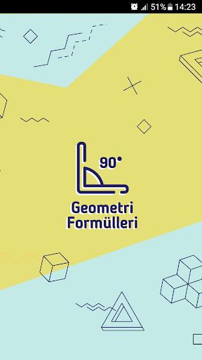 Geometri Formülleri screenshot 1
