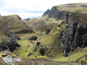 Photo: Fingal's Pinnacles