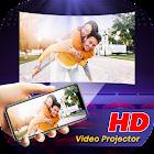 Video Projector Simulator