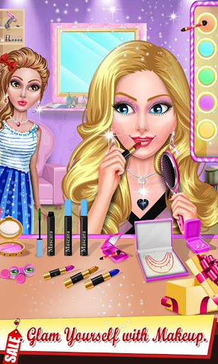 Shopping Mall Fashion Store Simulator: Girl Games 1.0.7 screenshots 1