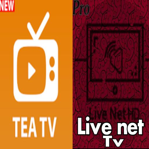 Tea live net channels & Movies