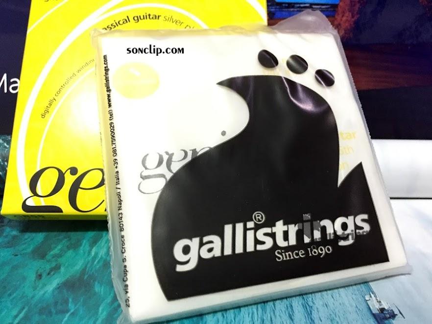 Dây Đàn Guitar Classic - Galli GR55