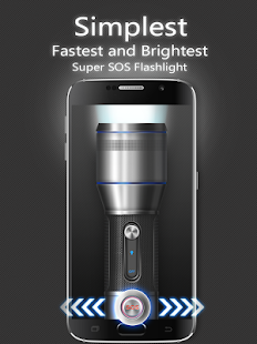 Download Full Brightest Flashlight - Super LED Light 1.1.6 APK