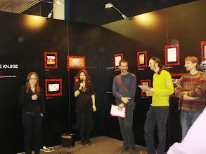 Photo: Dodjela nagrada Lice knjige za najbolje dizajnirane knjige i najbolje naslovnice