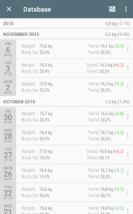 Libra – Weight Manager v3.3.37 [Pro] 3