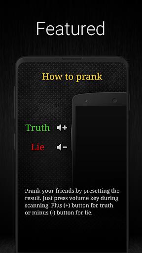 Lie Detector Simulator screenshot 2