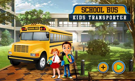 School Bus : Kids Transporter