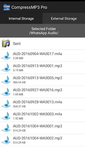 Compress MP3 Pro 이미지[4]