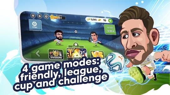 Head Football LaLiga Mod Apk 2020 – Skills Soccer Games 4