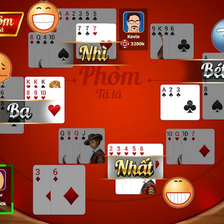 QnA VBage Phom - Ta La - Phỏm - Tá Lả - Danh Bai Offline v3.0.0