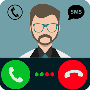 Fake Call – Escape from awkward situation or prank your