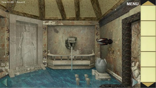 Underwater Palace Escape screenshot 1