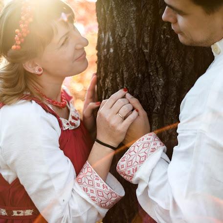 Wedding photographer Darya Zvyaginceva (NuDa). Photo of 28.09.2017