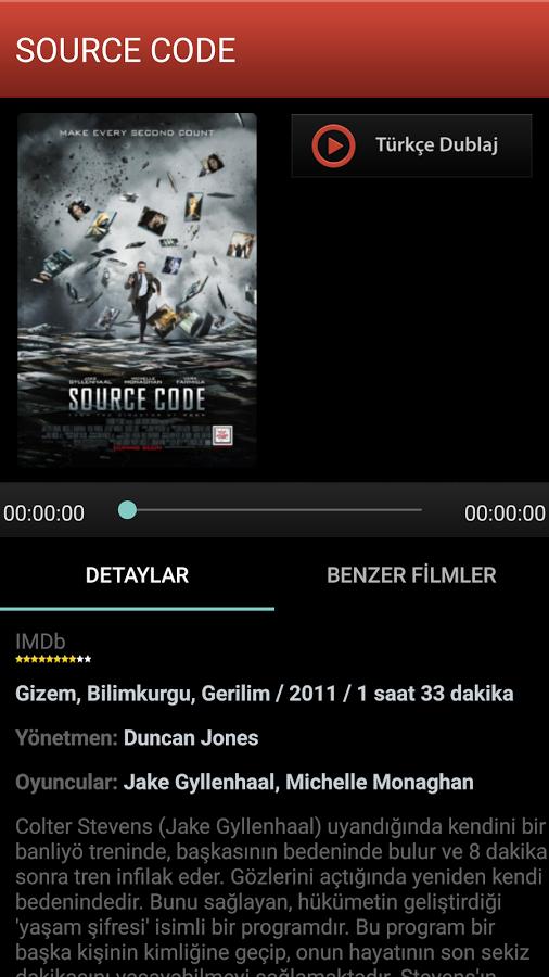 Скриншот S-Sinema