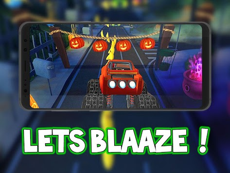 Blaze Monster Race