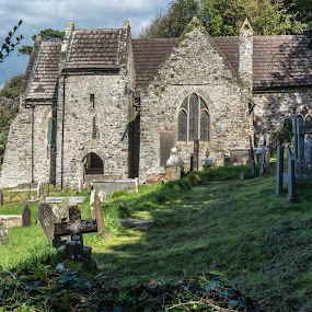 ST Ishmaels Church.. by Sean Kirkhouse - Buildings & Architecture Places of Worship