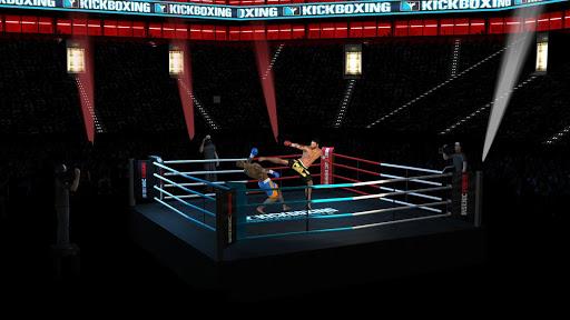 Kickboxing 2 - Fighting Clash Screenshot