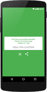 Boxca - Fast File Upload- screenshot thumbnail