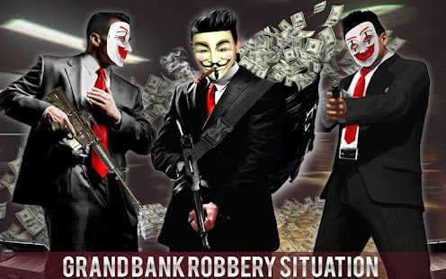 City Bank Robbery Mafia Heist: Virtual Gangster 3D - náhled