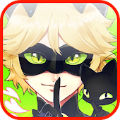 🐱 ladybug cat noir wallpapers