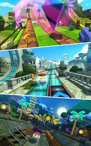 Sonic Forces u2013 Multiplayer Racing & Battle Game modavailable screenshots 21