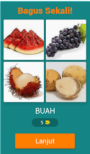 4 Pics 1 Word Malay Edition - náhled