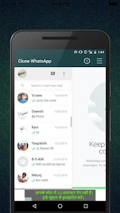 Clone WhatsWeb Pro v1.0.4 Cracked APK 4