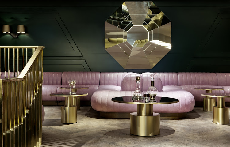 Dandeylan at the Mondrian Hotel in London was recently named the world's best bar.