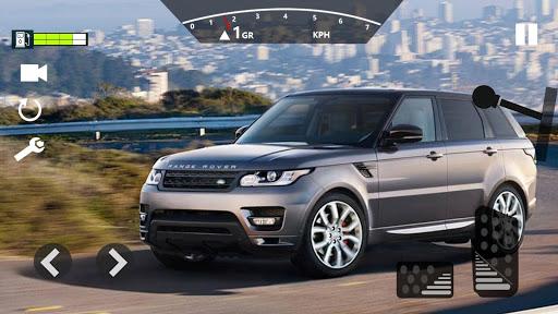 Crazy Car Driving & City Stunts: Rover Sport 1.8 Screenshots 5