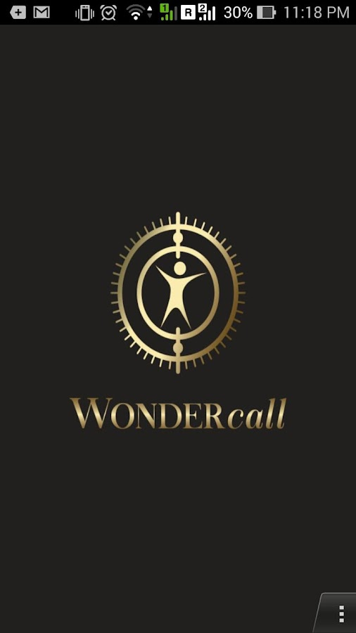 WONDERcall- screenshot