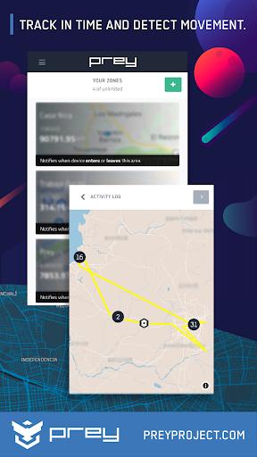Prey Phone Tracker screenshot 4
